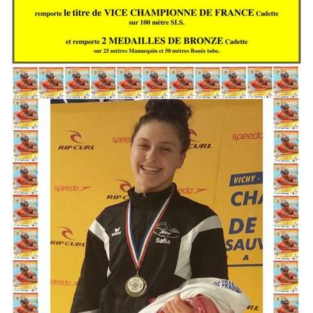 Championnats de France (Short courses) - Vichy 2019